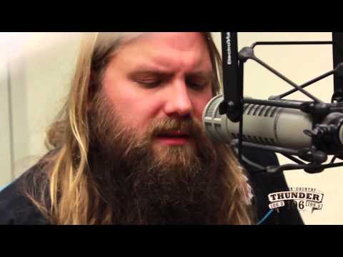 "Chris Stapleton performs ""What Are You Listening To"" Live at Thunder 106"