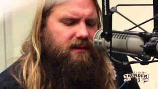 Chris Stapleton performs What Are You Listening To Live at Thunder 106