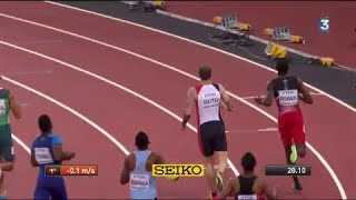 Mondiaux d'athlétisme : La sensation Guliyev sur 200 m ! Van Niekerk privé de doublé !