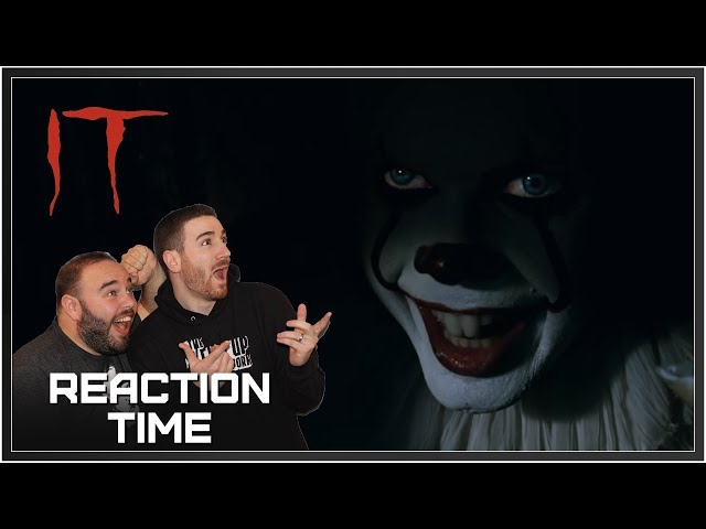 IT Official Trailer 1 - Reaction Time!