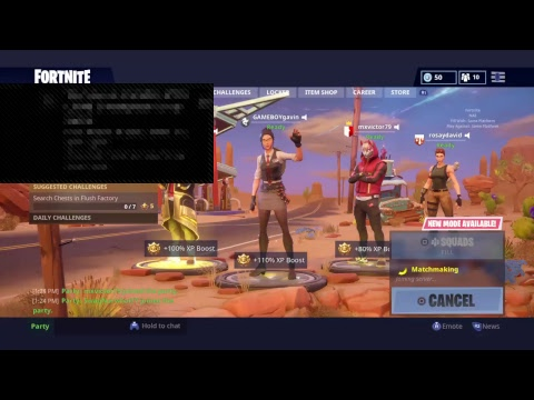fortnite how to get bet chet stw