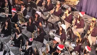 兵庫県立太子高等学校吹奏楽部 Gaku祭River2018 1216 001