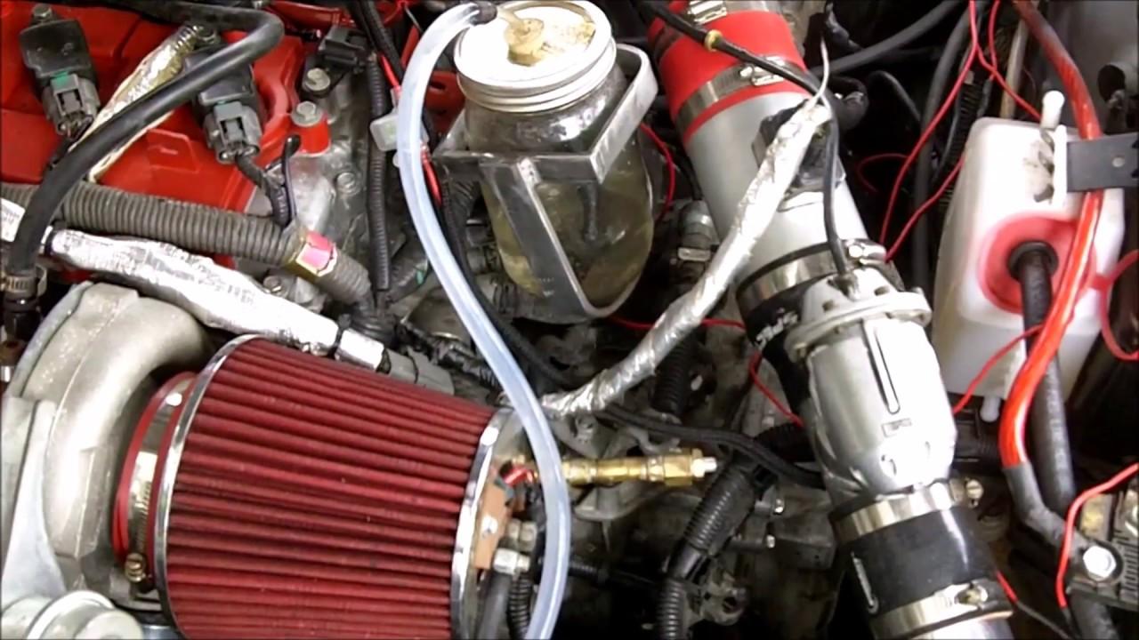 Turbocharged Nissan Altima Turbo
