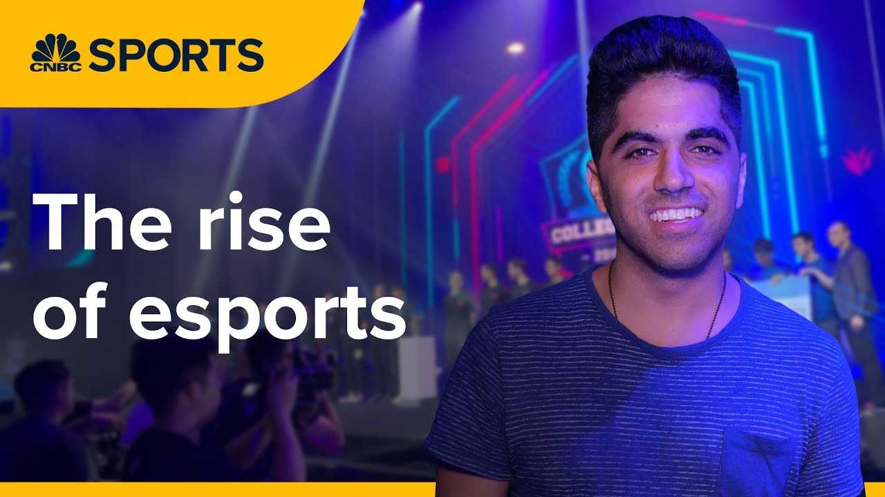 Esports is becoming a $1 billion industry | CNBC Sports
