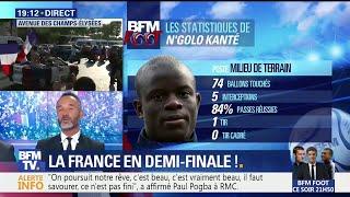 """Di Meco sur Kanté : """"Quand un adversaire reçoit le ballon, il ne joue plus pareil"""""""
