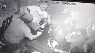 Скандал в слюдянском кафе