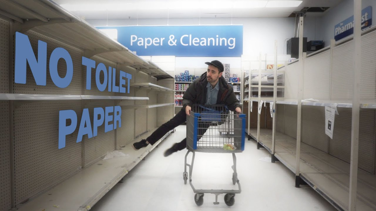 No more toilet paper song