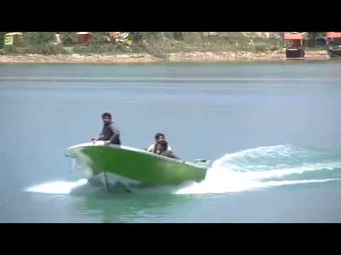 Qargha Boating Competition