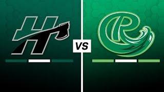 Roosevelt vs Huntington (Volleyball) -- 8.20.19