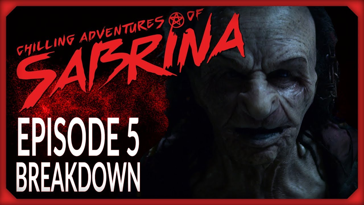 """Download Chilling Adventures of Sabrina Episode 5 """"Dreams in a Witch House"""" Breakdown!"""