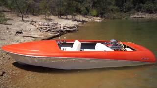 1967 Galaxie 17, Vintage Jet Boat FOR SALE
