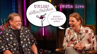 Uhligs stilles Örtchen mit Jürgen von der Lippe – Endlich mal in Ruhe reden!