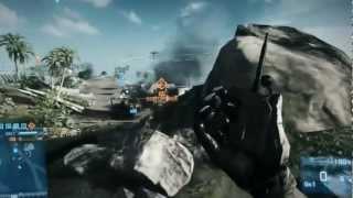 Battlefield 3 - Trolling Dem Noobs