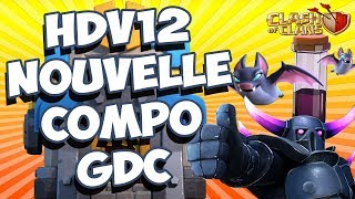 PEKKA BAT HDV12 - BOMD QUÉBEC | CLASH OF CLANS