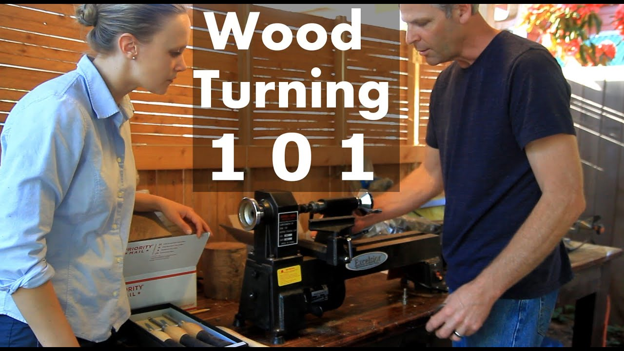 How to Turn Wood