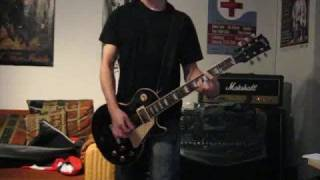 The Offspring Cover - Half-Truism (Instrumental)