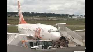 Aeroporto de Goiânia  De 0 a 10, nota 2