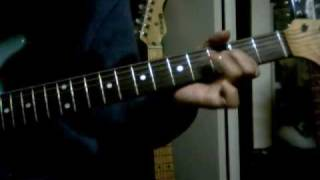 guitar chord demo Graham Parker & The Rumour/New York Shuffle