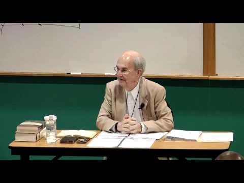 Trinity Welcomes: The Rev. Dr. Ken Bailey