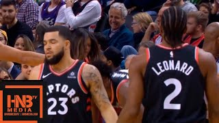 Toronto Raptors vs New York Knicks 1st Qtr Highlights | 11.10.2018, NBA Season