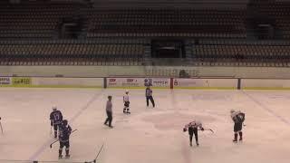 Хоккей ЛНХЛ Айсберг-Бриллиант 23.11.2017 г. 1 пер. Пермь