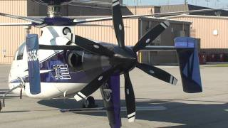 Sikorsky Demonstrates New X-2 Helicopter HD Version