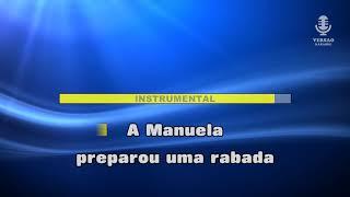 ♫ Demo - Karaoke - A RABADA DA MANUELA - Quim Barreiros