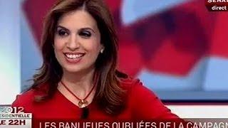 Invité : Claude Dilain, Camille Bedin et Jean Leonetti - Le 22H (07/03/2012)