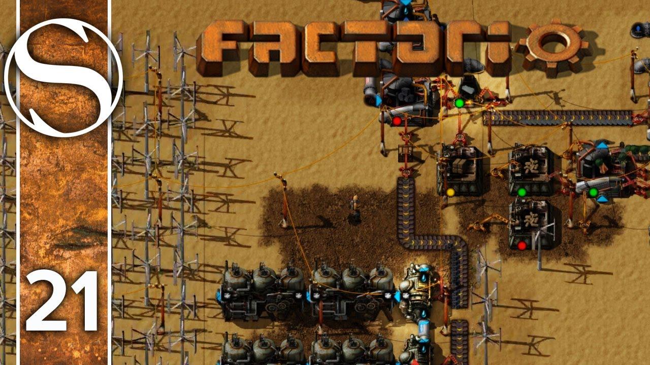 21 Priorities - Factorio Seablock - Factorio Seablock