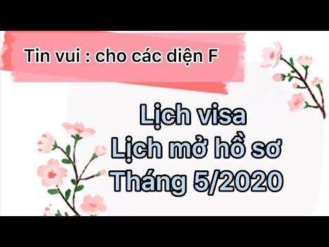 lịch-visa-&-lịch-mở-hồ-sơ-tháng-5/2020-(visa-bulletin-may-2020)-  -hồng-thảo-vlog