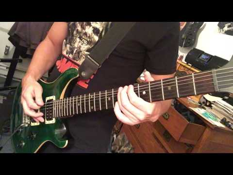 Clutch: (Notes From the Trial of) La Curandera - Guitar Cover