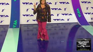 Catelynn Lowell at the 2017 MTV Video Music Awards at The Forum in Los Angeles