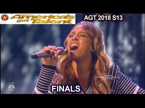 "Glennis Grace sings ""Run"" ABSOLUTELY SENSATIONAL | America's"
