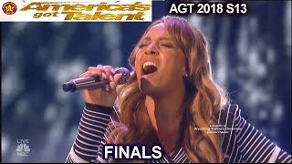 "Glennis Grace sings ""Run"" ABSOLUTELY SENSATIONAL 