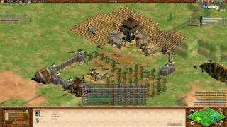 3v3 Arabia | Game 2 | Rated Games on Voobly 17/05/2016