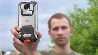 Oukitel WP6 - как никогда вовремя! Защищённый смартфон с акб 10000 мАч! Лучший до 250$!