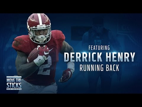 Is Derrick Henry the Next Eddie George or Brandon Jacobs? | Move the Sticks 360 Series | NFL