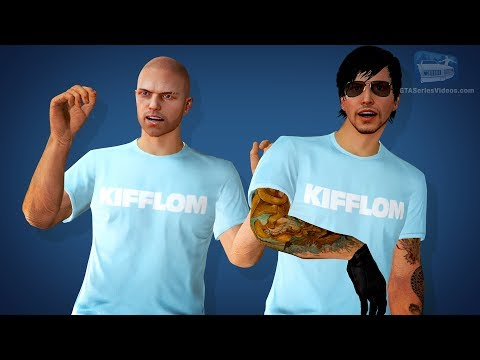 GTA Online: After Hours - How to Unlock the Kifflom T-Shirt