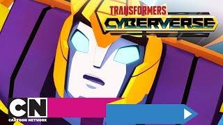 Трансформеры. Кибервселенная | Память | Cartoon Network