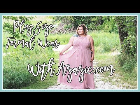 Plus Size Gowns From Azazie Com