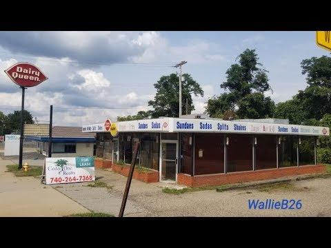 Abandoned Dairy Queen Wintersville, OH