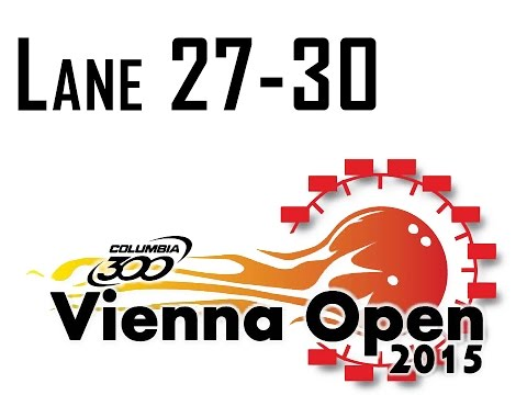 2015 C300 Vienna Open -  Qualification Saturday (Camera 1)