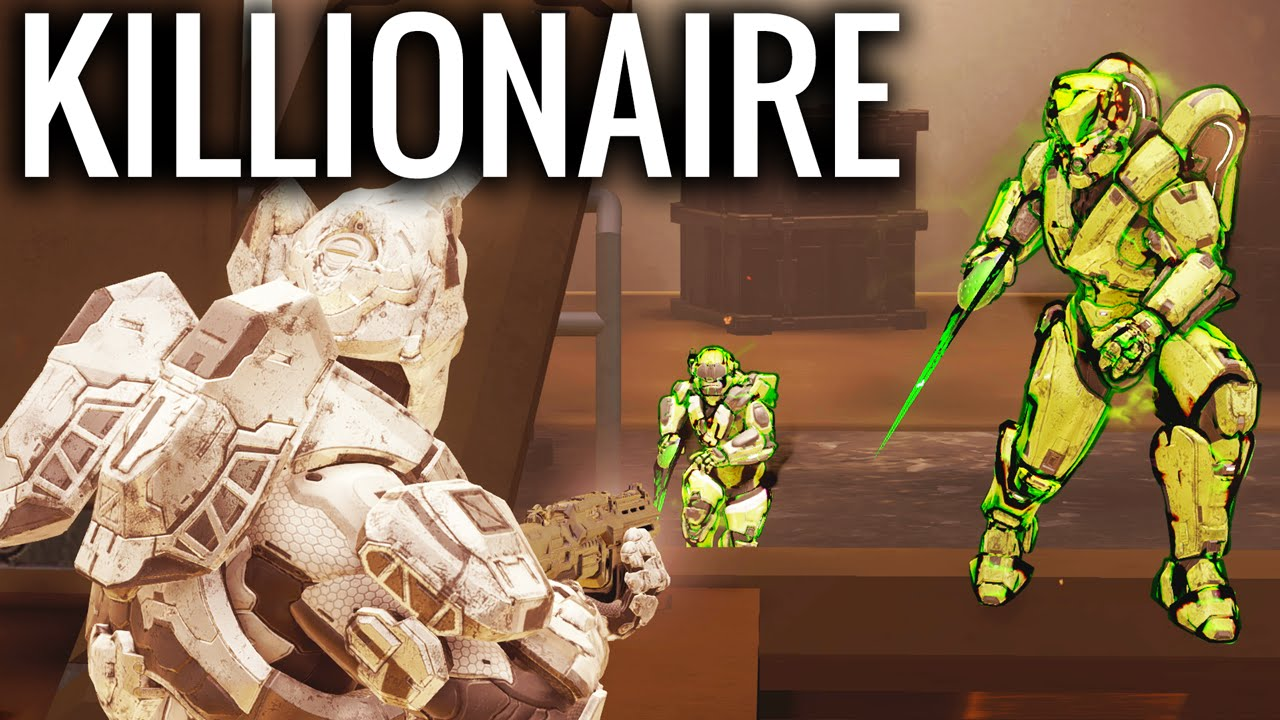 Killionaire on Black Friday - Halo 5 Infection