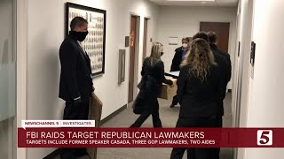 FBI executes search warrants on former TN House Speaker Casada, other Republicans