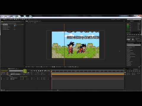 Sprite Animations Inside AE - Lesson 3: Movement