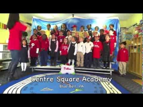 Centre Square Academy - National Anthem