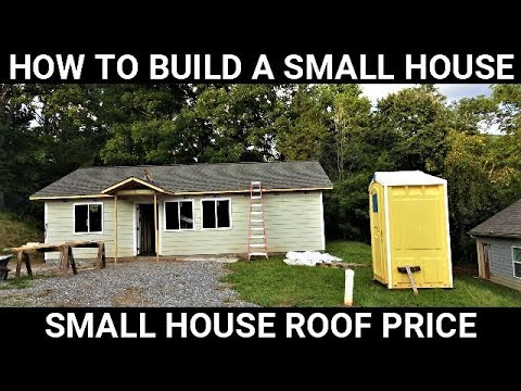 Small House Roof Price