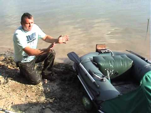 Доработки лодок пвх своими руками