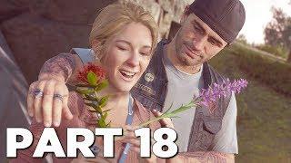 DAYS GONE Walkthrough Gameplay Part 18 - REMEMBER (PS4 Pro)