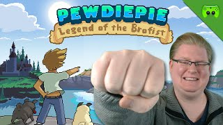 PEWDIEPIET 🎮 PewDiePie: Legend of the Brofist
